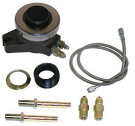 NEW RAM HYDRAULIC THROWOUT BEARING FOR STOCK CLUTCHES,WITH LINE,FITTINGS, AND SHIMS