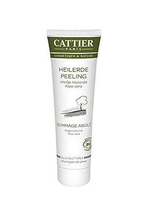 Cattier Weiße Heilerde Peeling