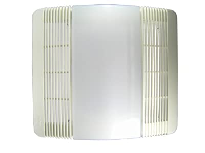 Broan-NuTone 85315000 Ventilation Fan Grille Lens with Assembly,1.75 x 10.75 x 12.25 inches,Off-White