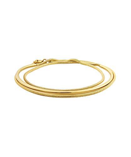 Liebeskind Berlin Armband Edelstahl (gold)