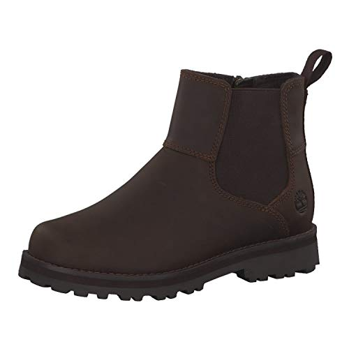 Timberland Kinder Boots Courma Chelsea Potting Soil 36