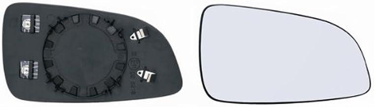 TYC Spiegelglas Außenspiegel 325-0081-1 für COMBO OPEL X01 CORSA rechts konvex