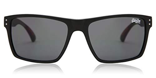 Superdry Kobe 104 Matte Black Grey