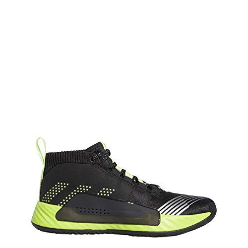 adidas Hombre Dame 5 - Star Wars Zapatillas de Baloncesto Negro, 48 2/3