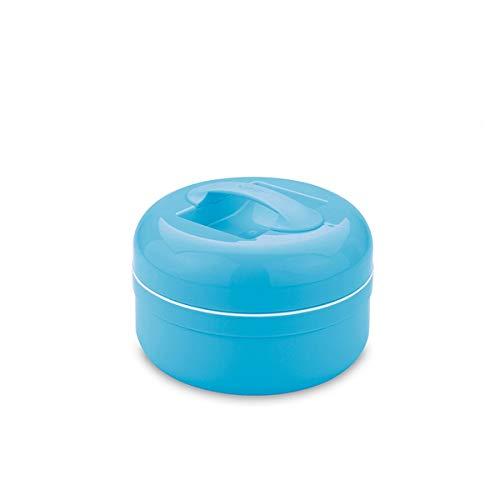 Valira Térmicos | Fiambrera de 1,5 L Hecha en España, Color Azul, 1.5 L