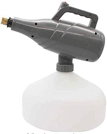 WDLY 5L Chargeable Inalámbrico ULV Nebulizador Máquina, Desinfectante Portátil Eléctrico Rociador De Niebla, con Baterías De Litio Atomizador, para Uso En El Hogar Oficina