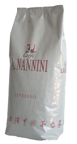 Nannini Espresso Araldica - 1 KG ganze Bohne