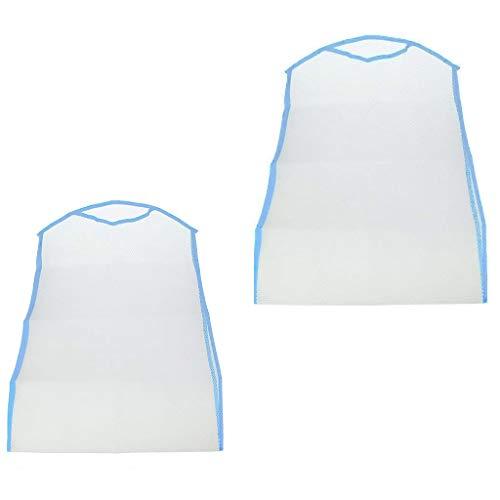 枕 干し ネット konten まくら ぬいぐるみ クッション 座布団など物干し ネット 物干し掛け ハンガー 乾燥 梅雨時期最適 ブルー(2個セット)