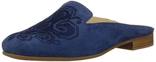 Geox D MARLYNA A, Mocasines Mujer, Azul (Blue C4000), 36 EU