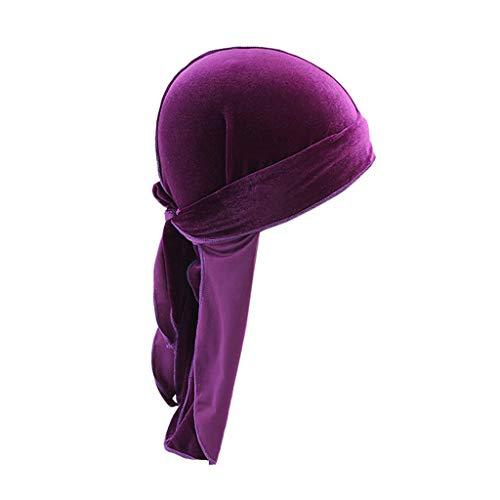 Beonzale Muslimische Frauen Haarreife samt inneren Hijab Kopftuch Kopfbedeckung Mütze islamischen islamischen Hut Haarband
