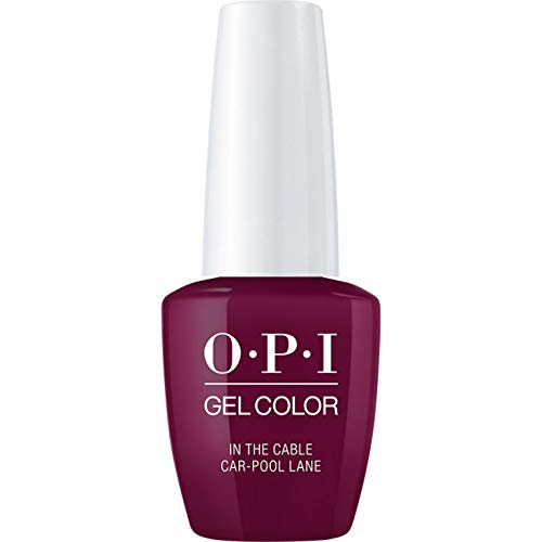 OPI Gelcolor in The Cable Car-POol LANE
