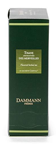 Dammann Frères - TISANE DES MERVEILLES - 24 sachets individuels