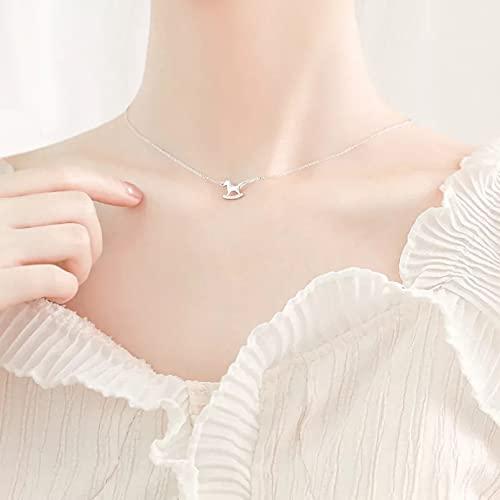 N/A Mujer Collares Colgantes Joyas Regalos Bonito Colgante