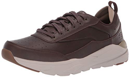 Skechers Verrado, Zapatillas para Hombre, Marrón (Chocolate Chocolate), 42 EU