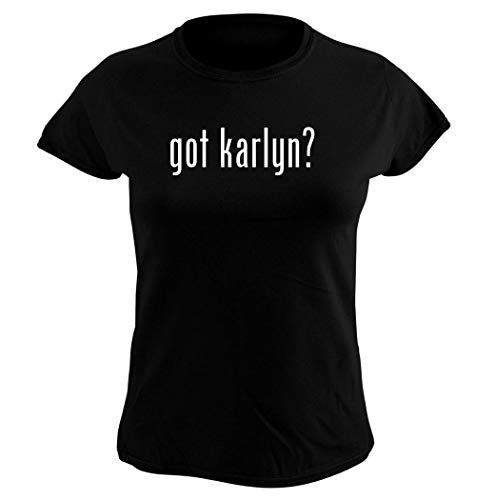 Harding Industries got Karlyn? - Women's Graphic T-Shirt, Black, XXX-Large