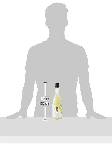 真澄(ますみ)リキュールゆず酒[720ml]