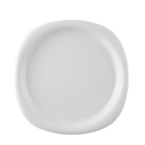 Rosenthal - Suomi - Speiseteller/Essteller - Porzellan - Weiß Ø 28 cm