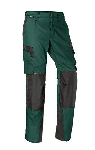 KÜBLER INNOVATIQ Hose, Farbe: Moosgrün/Schwarz, Größe: 90