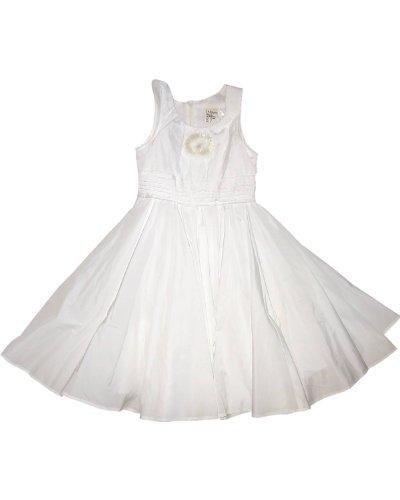 Jottum Kleid SARISONU, Off white-134 - Kindermode : Mädchen