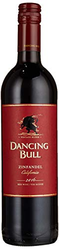 Dancing Bull Zinfandel 2016 Trocken (1 x 0.75 l)