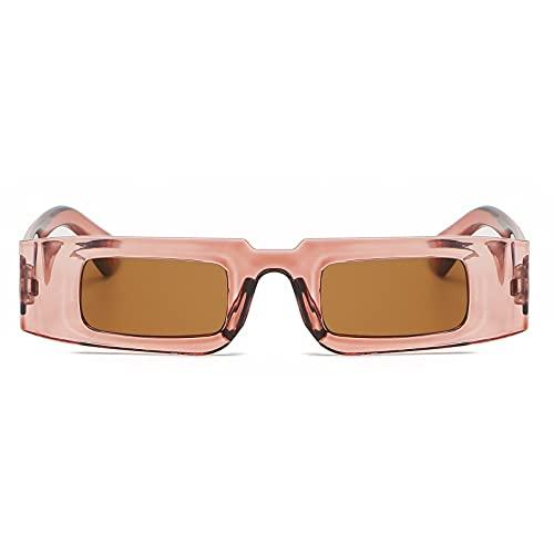 Gafas de sol modernas de marco pequeño retro para hombres Wowen gafas de sol minimalistas