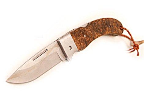 Karesuando Taschenmesser Nallo Braun 3615