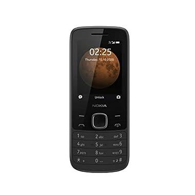 Nokia 225   Unlocked   4G Cell Phone   Black