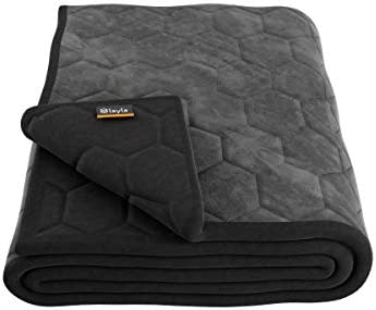 Layla Weighted Blanket with Fleecy Top Layer 300 Thread Count Warm Breathable Fleece Top Layer product image