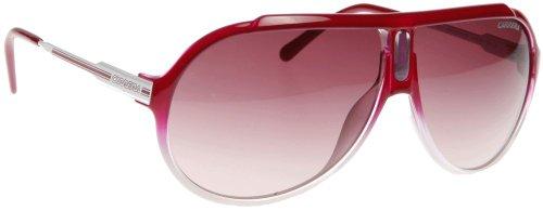 Carrera ENDURANCE CRYFUCWHT/PL-PINK SHD Sunglasses (ENDURANCE-K3Z-AJ-63)