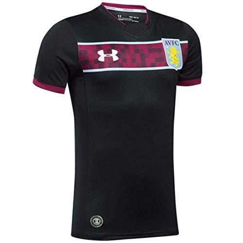 2017-2018 Aston Villa Away Football Shirt (Kids)