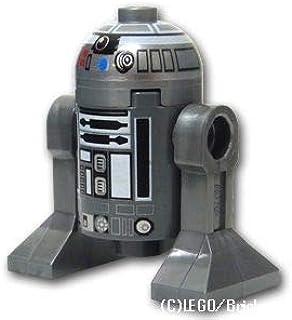 【開封済未使用】レゴ スター・ウォーズ ミニフィグ R2-Q2(75218) [並行輸入品]