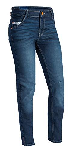 IXON motorbroek Pantalon Mikki 3XL blauw