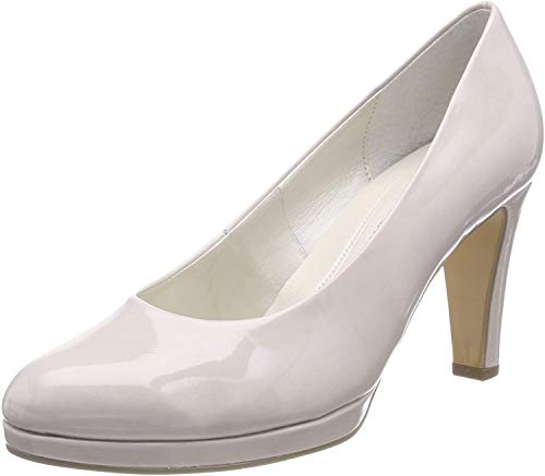 Gabor Shoes Damen Fashion Pumps, Grau (Light Grey), 40.5 EU