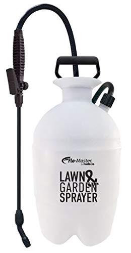Flo-Master by Hudson 24101 1 Gallon Lawn and Garden Tank Sprayer, Translucent