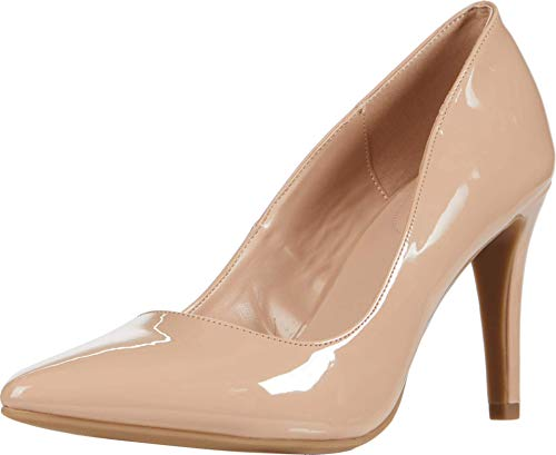Bandolino Women's Fairbury Pump, Bare Nude, 5.5