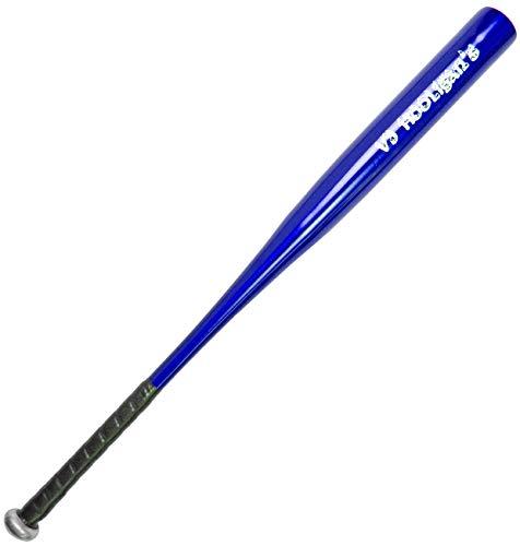 Baseballschläger aus Aluminium | ideal zur Selbstverteidigung & Softball | hochwertes Produkt & top Verarbeitung |: Modell: 34inch V3 Hooligan Blue