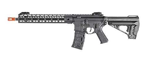 Avalon Saber M-LOK Gen2 AEG 6mm BB Rifle Airsoft Gun, Black, Saber Carbine, One Size (2273314)