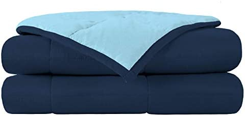 Adults Weighted Blanket for Couple Reversible Cooling Heavy Blanket Super Soft Microfiber Material product image