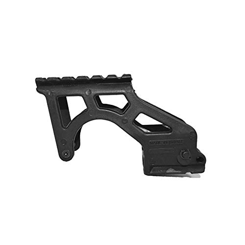 FIRECLUB Tactical Polymer Flashlight Pro Universal Pistol Sight Scope Mount with Picatinny for 17 19 20 21 22 23 34 Gen 3 & 4