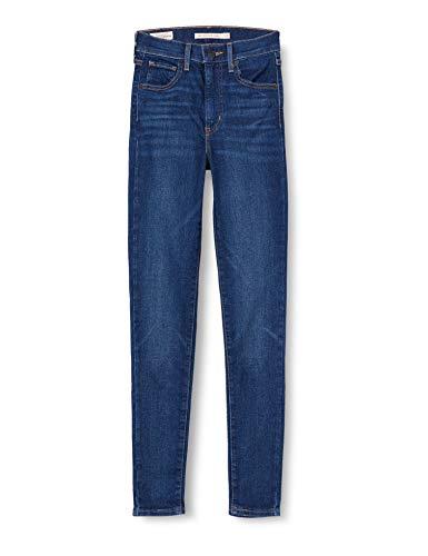 Levi's Damen Mile High Super Skinny Jeans, Catch Me Outside, 28W / 28L