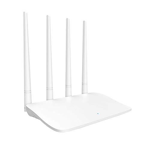 YPSMJLL Drahtloser WiFi-Router Qualcomm-Chip MIMO-Technologie WISP-Relay-Modus Access Point-Modus Kindersicherung Gast-WLAN Virtuelles Privates Netzwerk