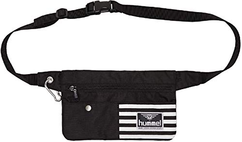 hummel Casper Hip Tasche, Black, One Size