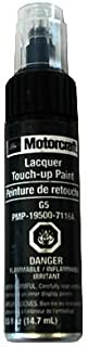 Genuine Ford Motorcraft Touch Up Paint 0.5oz Bottle Code G5 Gray Grey Metallic Alloy