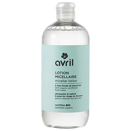 Avril Lotion Micellaire Certifiée Bio 500 ml