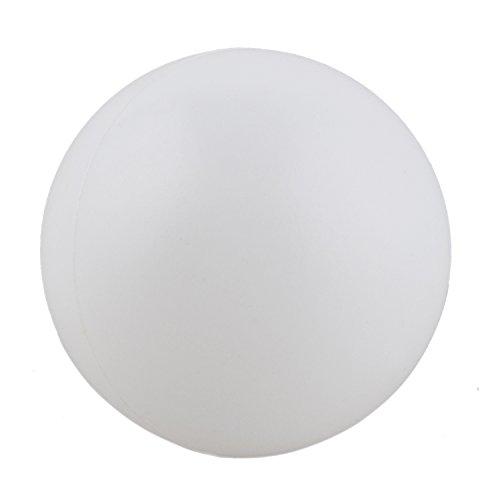 Gaetooely Paquete de 12 Blanco Puro Pelotas de Tenis de Mesa sin Marca