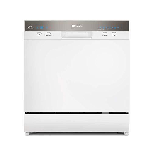 Lava-Louças 8 Serviços Branco Electrolux