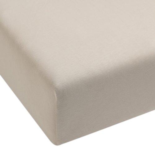 Beddinghouse Jersey met Lycra hoeslaken / 140/160 * 200/220 cm/Metallic Beige