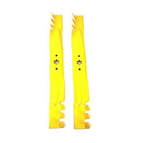 MTD Genuine Parts 490-110-013742-Inch Xtreme Blade Set