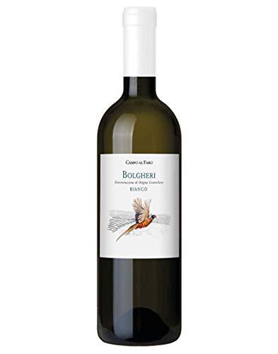 Bolgheri Bianco DOC Campo al Faro 2020 0,75 L
