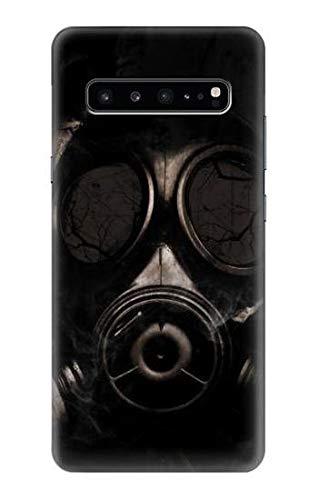 Innovedesire Gas Mask Hülle Schutzhülle Taschen für Samsung Galaxy S10 5G
